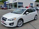 Used 2013 Subaru Impreza 2.0i w/Limited Pkg for sale in Kitchener, ON