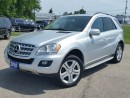 Used 2010 Mercedes-Benz ML-Class ML 350 for sale in Beamsville, ON