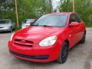 Used 2007 Hyundai Accent certifed for sale in Oshawa, ON