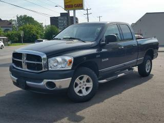 Used 2008 Dodge Ram 1500 SLT SXT 4x4 for sale in Dundas, ON