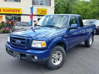 Used 2011 Ford Ranger SPORT for sale in Dundas, ON