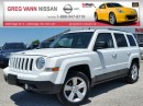 Used 2014 Jeep Patriot North 4x4 5spd w/sunroof,heated seats,keyless,Sirius xm radio for sale in Cambridge, ON