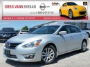 Used 2015 Nissan Altima 2.5 S w/remote start,power driver seat,cruise,rear cam for sale in Cambridge, ON