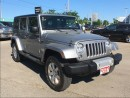Used 2014 Jeep Wrangler Unlimited Sahara for sale in Mississauga, ON