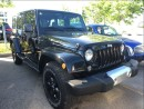 Used 2015 Jeep Wrangler Unlimited Sahara for sale in Mississauga, ON