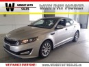 Used 2011 Kia Optima SUNROOF|LEATHER|LOW  MILEAGE|42,368 KMS for sale in Kitchener, ON