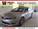 Used 2016 Chrysler 200 C|NAVIGATION|SUNROOF|LEATHER|30,779 KMS for sale in Kitchener, ON