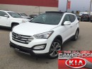 Used 2013 Hyundai Santa Fe SE LEATHER PANO ROOF AWD for sale in Cambridge, ON