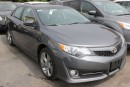 Used 2014 Toyota Camry SE Sunroof Leather Nav for sale in Brampton, ON