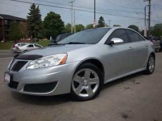Used 2009 Pontiac G6 SE for sale in Whitby, ON