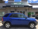 Used 2008 Kia Sportage LX-Convenience for sale in Mississauga, ON