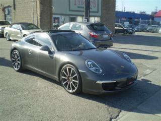 Used 2012 Porsche 911 Carrera S 911! 39K! NAV! WARRANTY! for sale in Etobicoke, ON