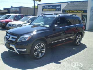 Used 2015 Mercedes-Benz GLK-Class BLUETEC DIESEL! NAV! PANO! REAR CAM! LOADED! for sale in Etobicoke, ON