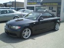 Used 2009 BMW 1 Series 135 TURBO CONVERTIBLE! 6 SPEED! 81K! for sale in Etobicoke, ON