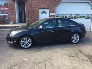 Used 2014 Chevrolet Cruze 2LT RS Package for sale in Bowmanville, ON