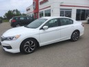 Used 2016 Honda Accord LX for sale in Smiths Falls, ON