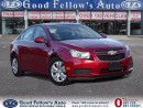 Used 2012 Chevrolet Cruze LT MODEL for sale in North York, ON