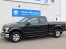 Used 2015 Ford F-150 XLT 4x4 SuperCab 6.5 ft. box 145 in. WB for sale in Edmonton, AB