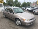 Used 2000 Toyota Corolla VE/AUTO/4DR/4CYLINDER for sale in Scarborough, ON