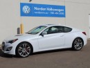 Used 2016 Hyundai Genesis Coupe 3.8 GT 2dr Rear-wheel Drive for sale in Edmonton, AB
