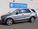 Used 2012 Mercedes-Benz ML-Class ML350 BlueTEC 4MATIC for sale in Edmonton, AB