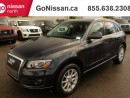 Used 2012 Audi Q5 MOONROOF, LEATHER, HEATED SEATS for sale in Edmonton, AB