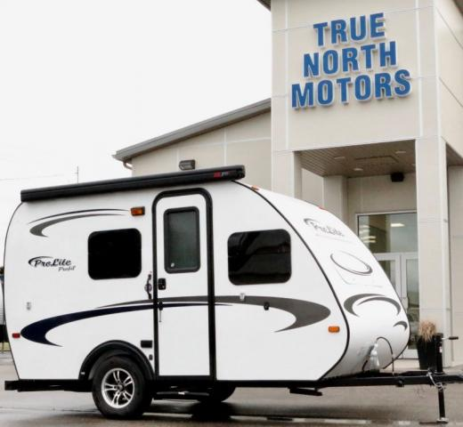2020 Prolite Profil 1595lbs Van Suv Towable