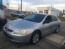 Used 2003 Honda Accord for sale in Scarborough, ON