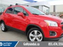 Used 2014 Chevrolet Trax LTZ LEATHER ROOF TURBO for sale in Edmonton, AB