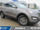 Used 2014 Hyundai Santa Fe Sport PREMIUM TURBO PUSH BUTTON START HEATED STEERING for sale in Edmonton, AB