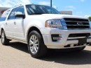 Used 2016 Ford Expedition Max SUNROOF, COOLED/HEATED SEATS, POWER REAR SEATS, NAVI, BACKUP CAMERA, HEATED REAR SEATS for sale in Edmonton, AB