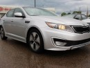 Used 2013 Kia Optima Hybrid HYBRID, DUAL SUNROOF, COOLED/HEATED SEATS, HEATED REAR SEATS, NAVI, BACKUP CAM for sale in Edmonton, AB