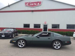 Used 1984 Chevrolet Corvette for sale in Tillsonburg, ON