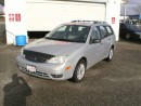 Used 2007 Ford Focus SES, leather, sunroof, for sale in Surrey, BC