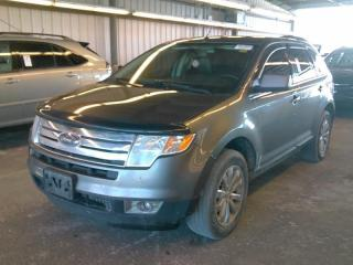 Used 2010 Ford Edge LIMITED-AWD-ONE-OWNER for sale in Scarborough, ON