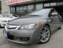 Used 2011 Acura CSX Tech-NAVIGATION-CAMERA-LOADED for sale in Scarborough, ON