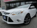Used 2013 Ford Focus SE-NAVIGATION-CAMERA-FOR-LIGHT for sale in Scarborough, ON