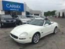Used 2004 Maserati SPYDER Cambiocorsa for sale in London, ON