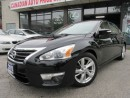 Used 2013 Nissan Altima 2.5 SL-LEATHER-SUN-ROOF-CAMERA-LOADED for sale in Scarborough, ON