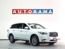 Used 2014 Infiniti QX60 NAVIGATION AWD BACK UP CAMERA LEATHER SUNROOF 7PAS for sale in North York, ON
