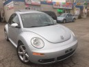 Used 2009 Volkswagen Beetle Silver-Red Edition_LEATHER_SUNROOF for sale in Oakville, ON