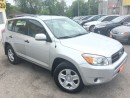 Used 2007 Toyota RAV4 AUTO/4WD/LOADED/ALLOYS/CLEAN for sale in Pickering, ON
