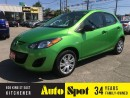Used 2011 Mazda MAZDA2 GS/ STD./PRICED FOR A QUICK SALE ! for sale in Kitchener, ON