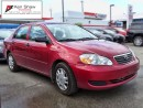 Used 2008 Toyota Corolla LE for sale in Toronto, ON