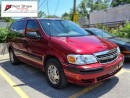 Used 2002 Chevrolet Venture Value Van for sale in Toronto, ON