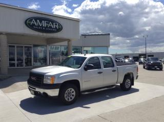 Used 2012 GMC Sierra 1500 4X4 / 4 DOORS / NO PAYMENTS FOR 6 MONTHS !! for sale in Tilbury, ON