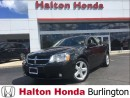 Used 2010 Dodge Avenger SXT/ LEATHER HEATED SEATS/ SUNROOF for sale in Burlington, ON