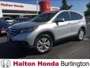 Used 2012 Honda CR-V EX/ HEATED SEATS/ BLUETOOTH for sale in Burlington, ON