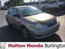 Used 2007 Toyota Corolla CE/ POWER MIRRORS/ POWER LOCKS for sale in Burlington, ON