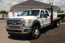 Used 2012 Ford F-550 Chassis CAB XL for sale in Welland, ON